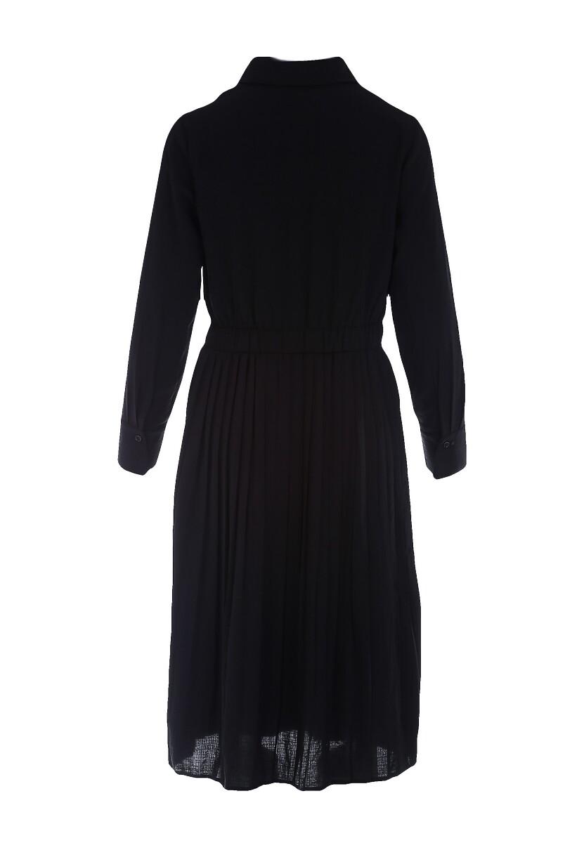 Czarna Sukienka Inadequate
