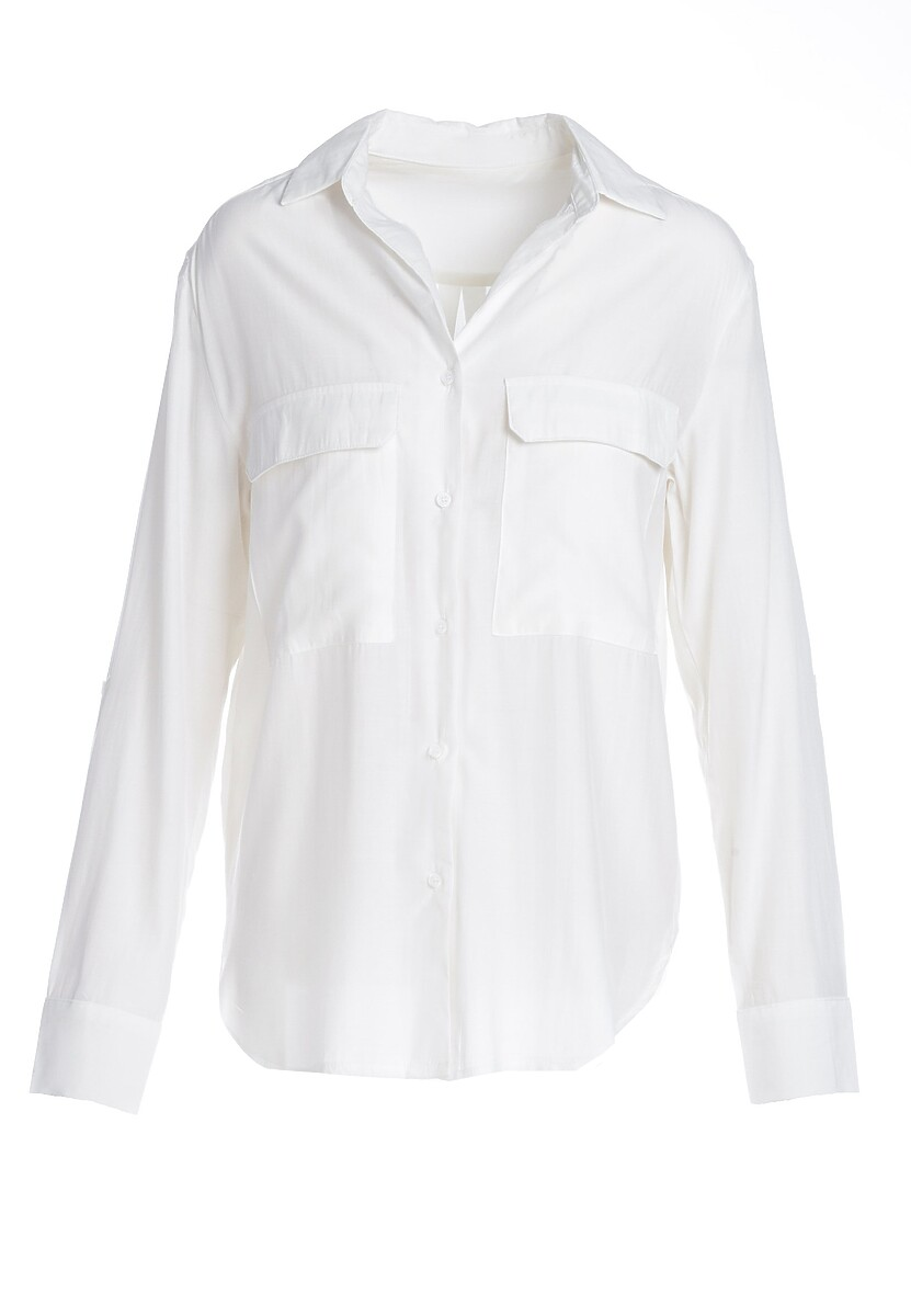 Biała Koszula Scalable