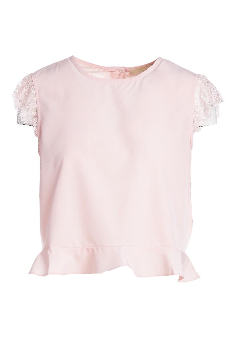 Jasnoróżowa Koszula Probity