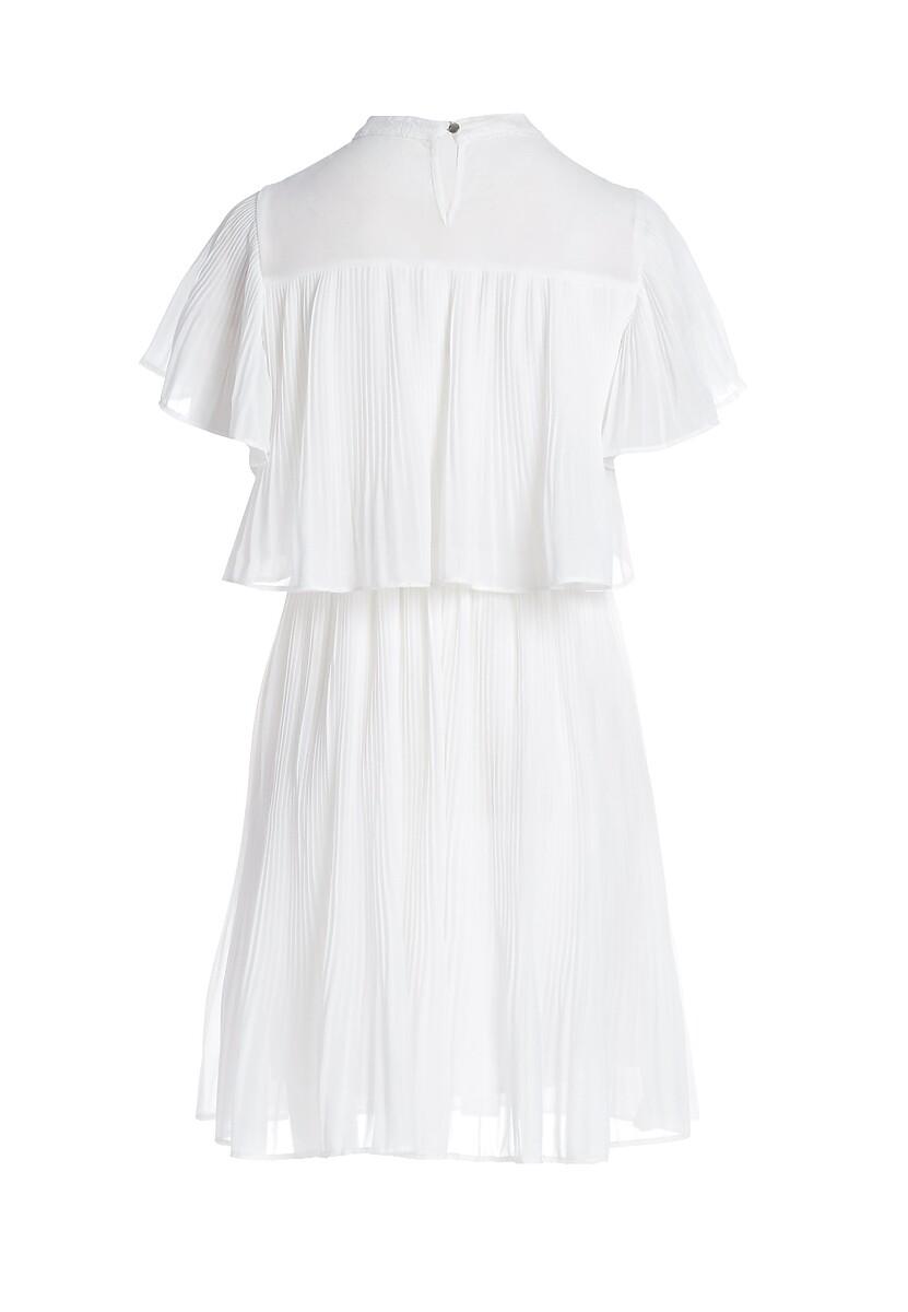 Biała Sukienka Twinkly