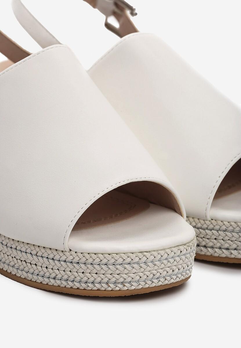 Białe Sandały Upside