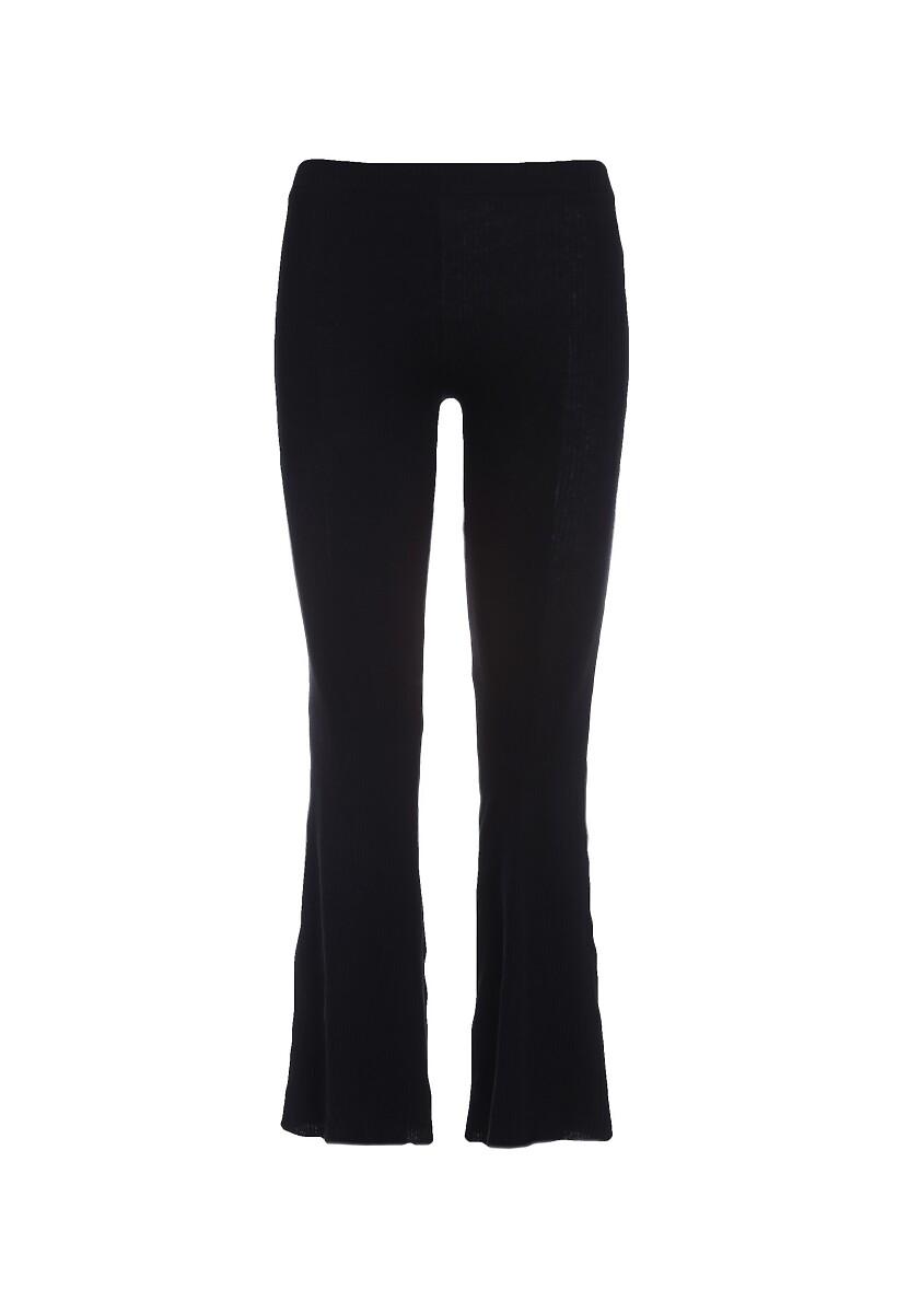 Czarne Spodnie Troublous