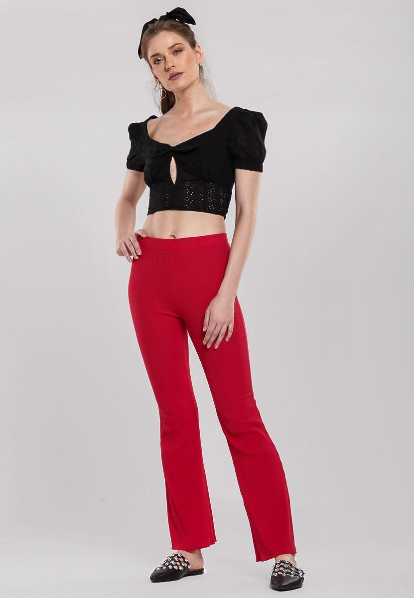 Czerwone Spodnie Troublous