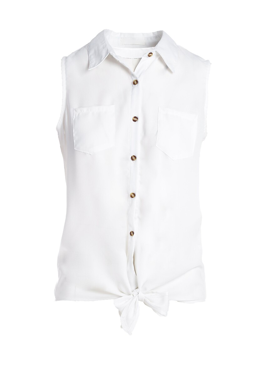 Biała Koszula Inconvenience