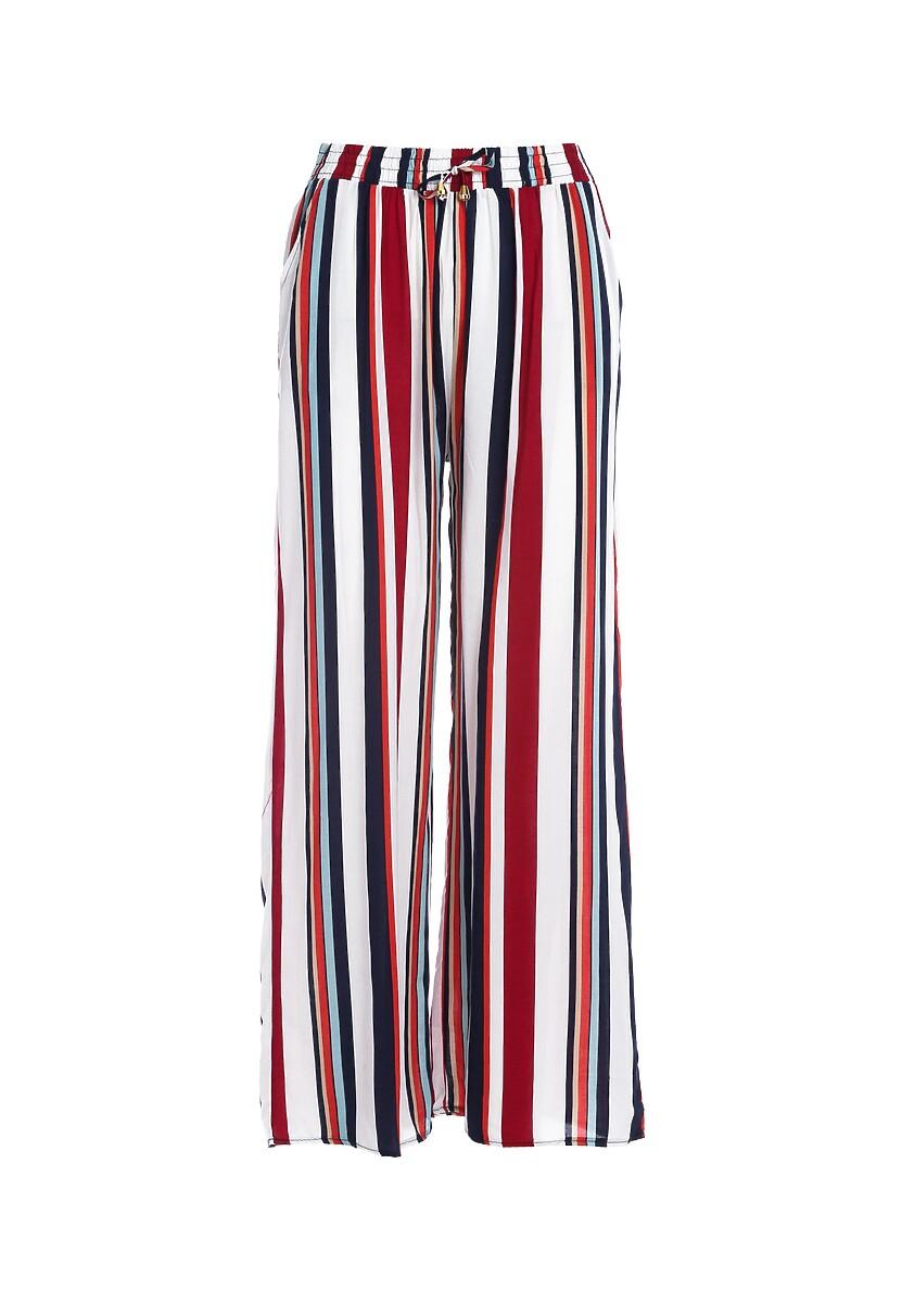 Czerwone Spodnie Carry On
