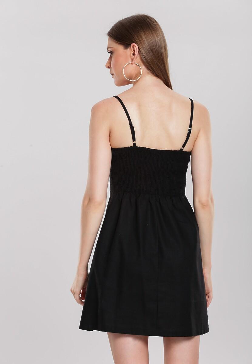 Czarna Sukienka Vida Loca