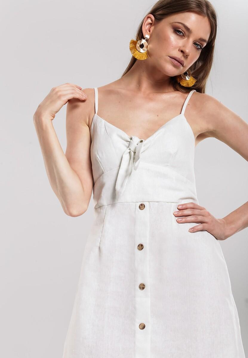 Biała Sukienka Vida Loca