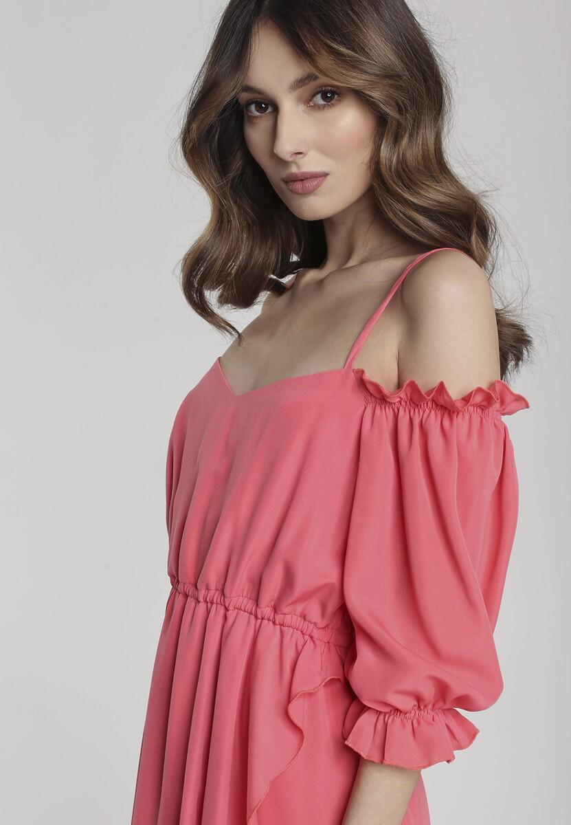 Różowa Sukienka Very Fancy