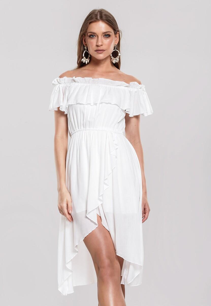 Biała Sukienka Very Kind