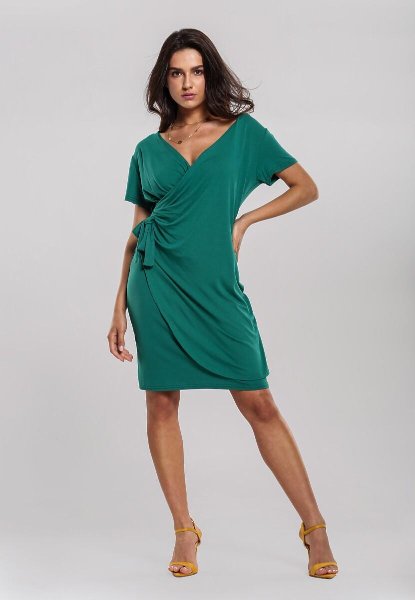 Zielona Sukienka Chirp