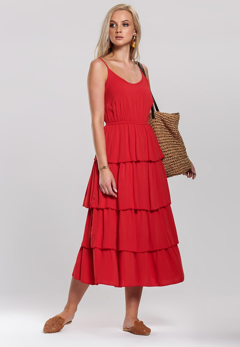 Czerwona Sukienka Unsympathetic