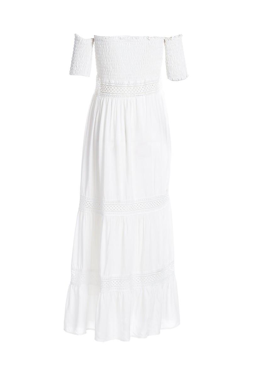 Biała Sukienka Oar, Paddle
