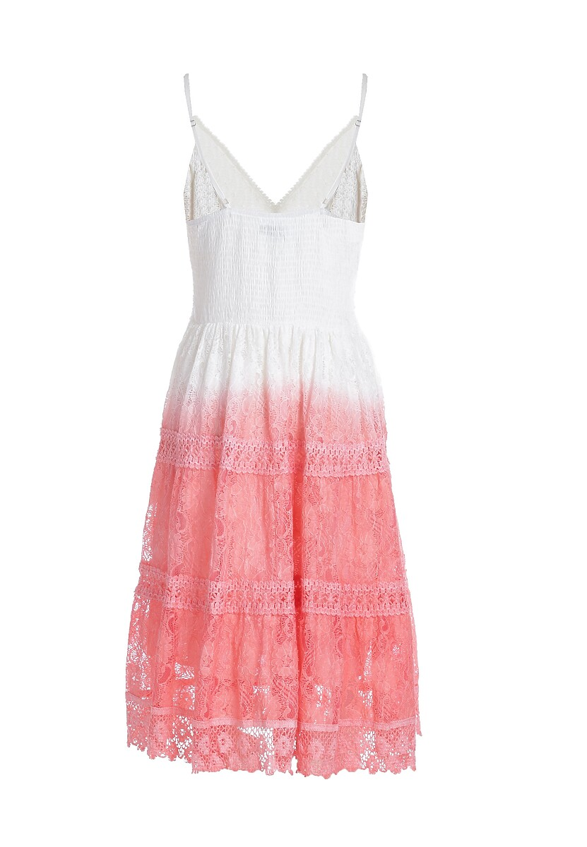 Różowa Sukienka Camera