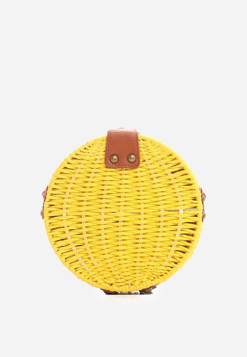 Żółta Torebka Octave