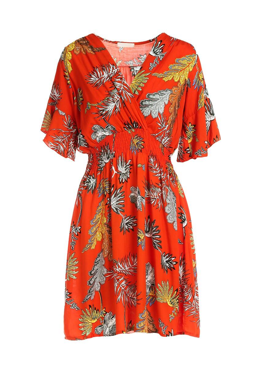 Pomarańczowa Sukienka Pronunciation