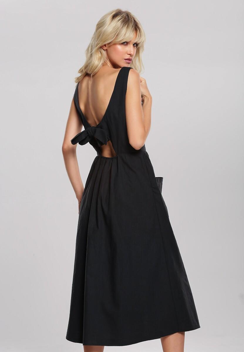 Czarna Sukienka Draw Near