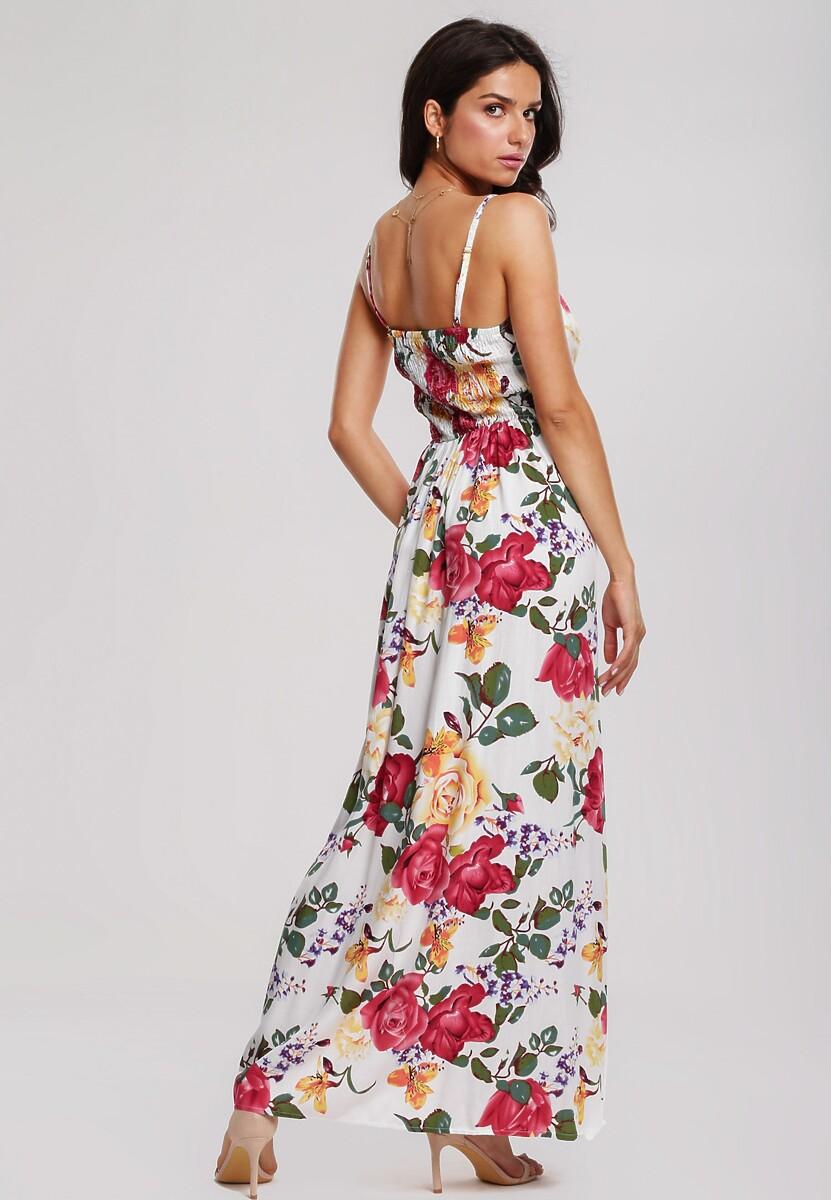 Biała Sukienka Fall By