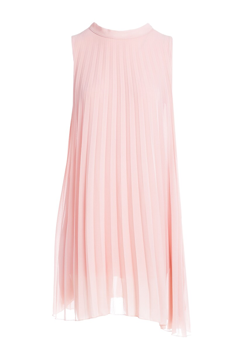 Jasnobeżowa Sukienka Hunt