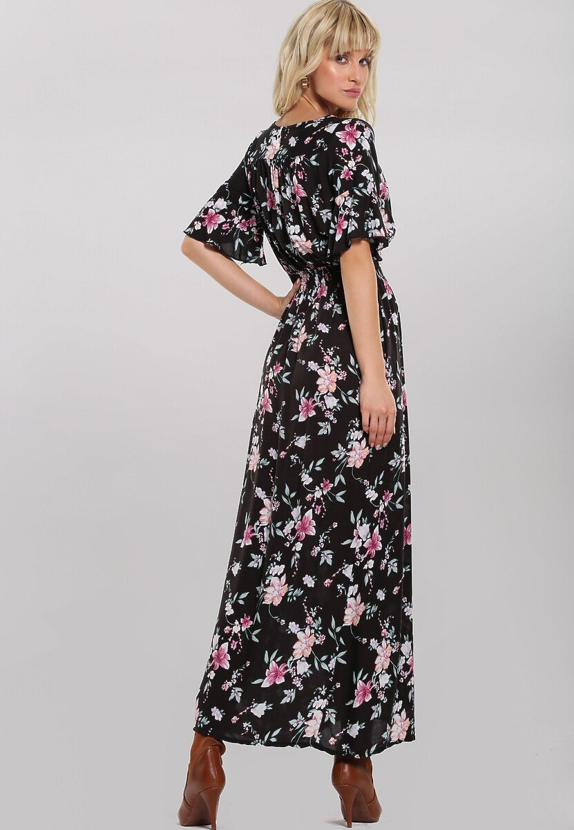 Czarna Sukienka Vine