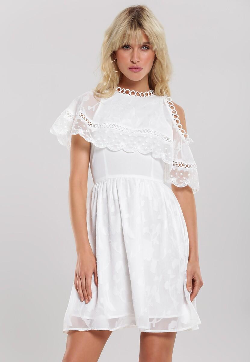 Biała Sukienka Magical Memories