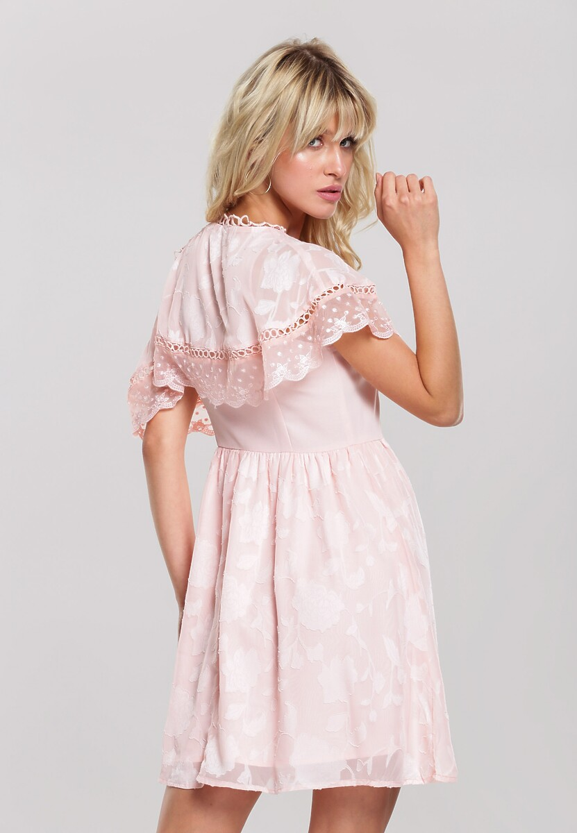 Różowa Sukienka Magical Memories