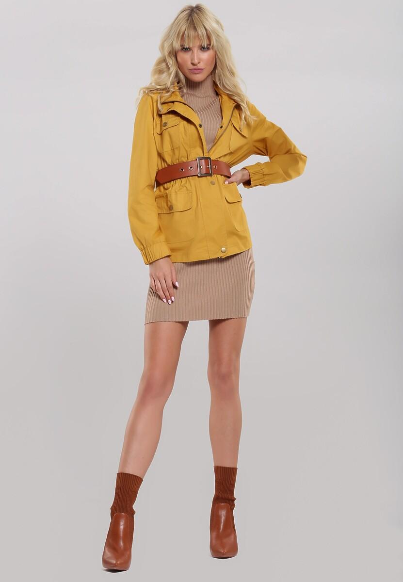 Żółta Kurtka Lola