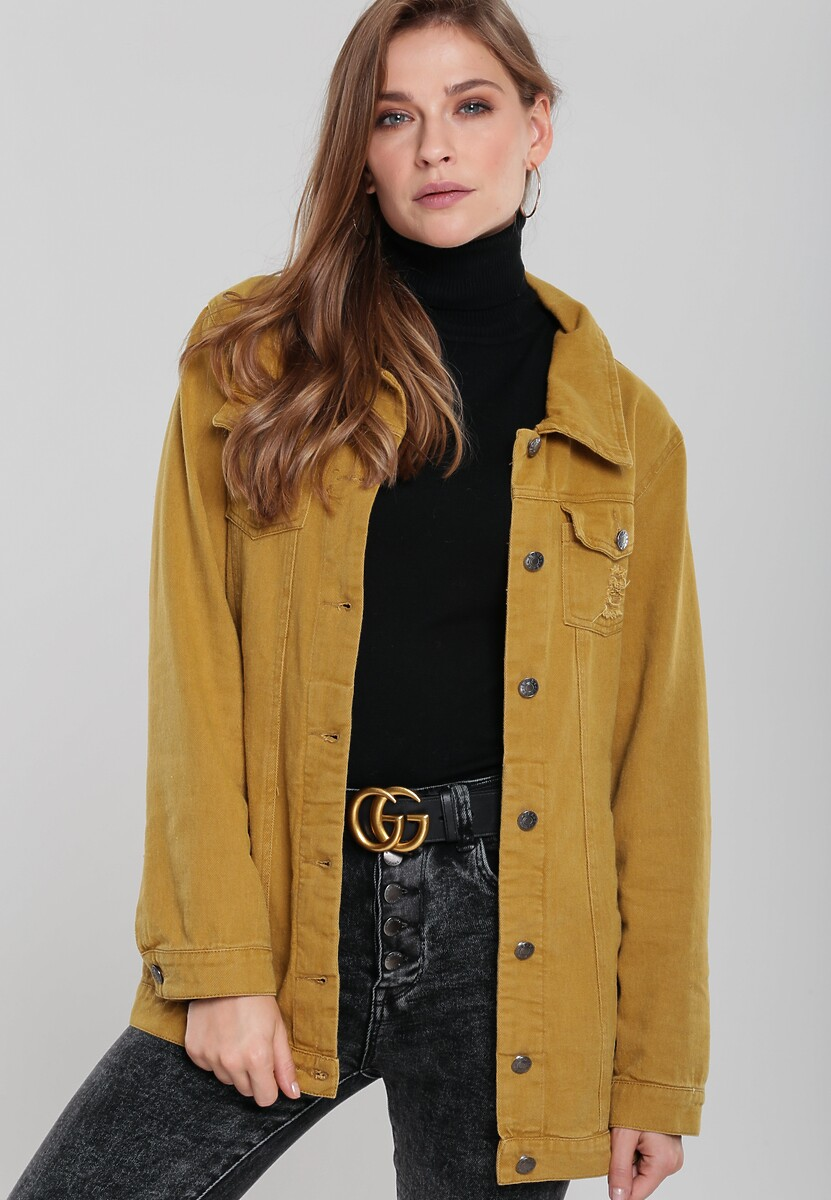 Żółta Kurtka Kaylee