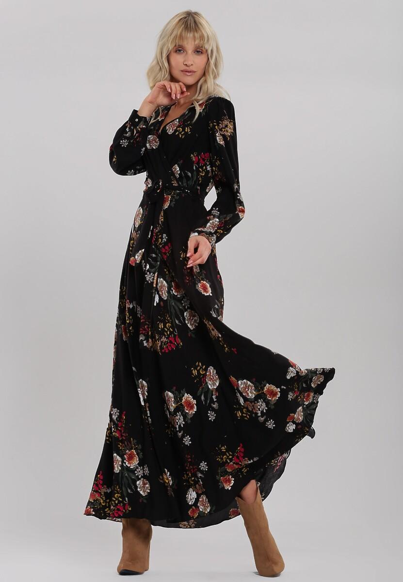 Czarna Sukienka Barlanark