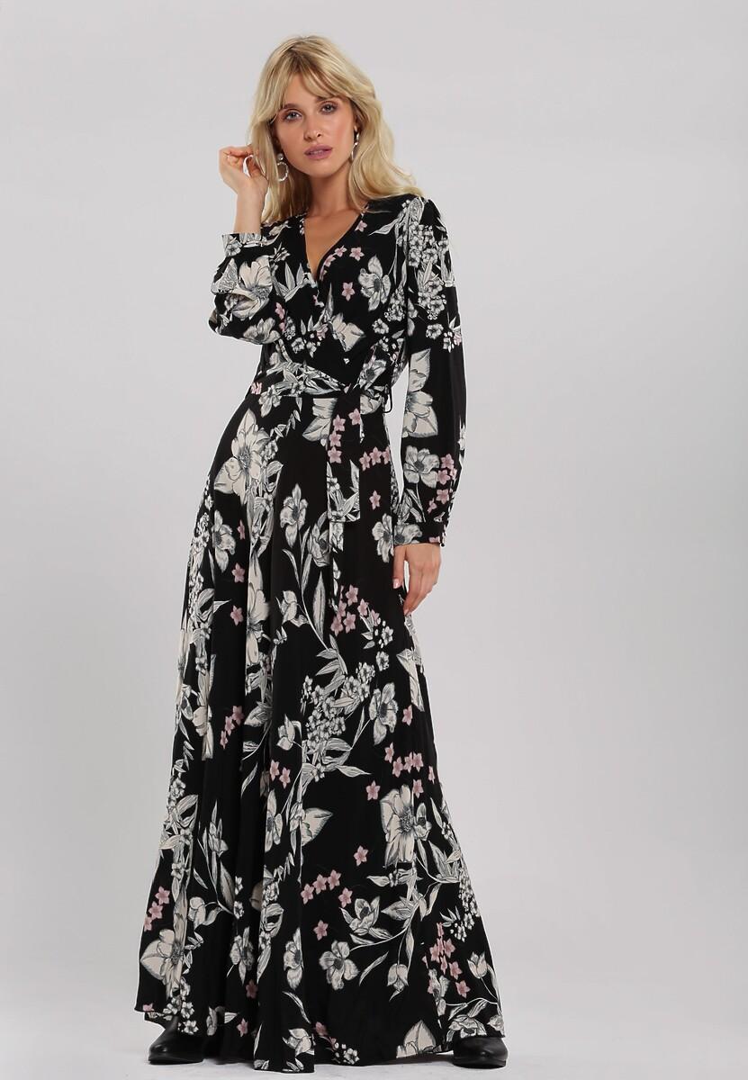 Czarna Sukienka Bailee