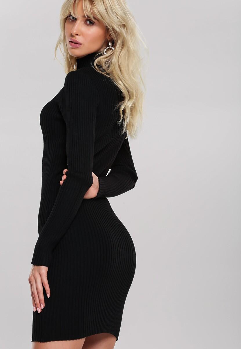 Czarna Sukienka Sariyah