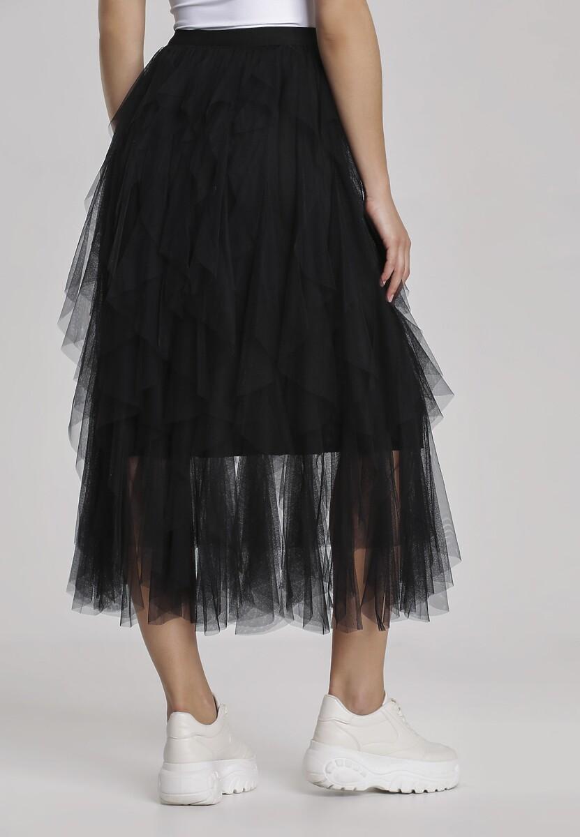 Czarna Spódnica Amani
