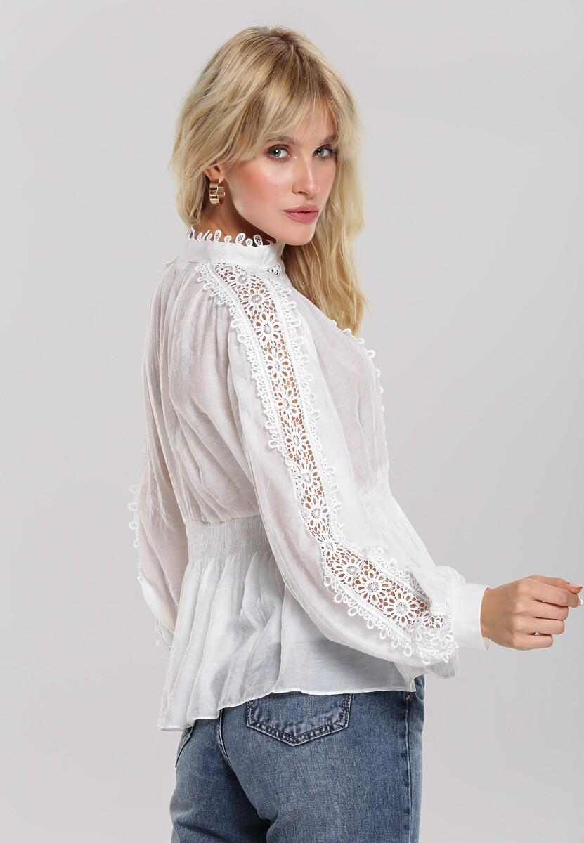 Biała Bluzka Ailani