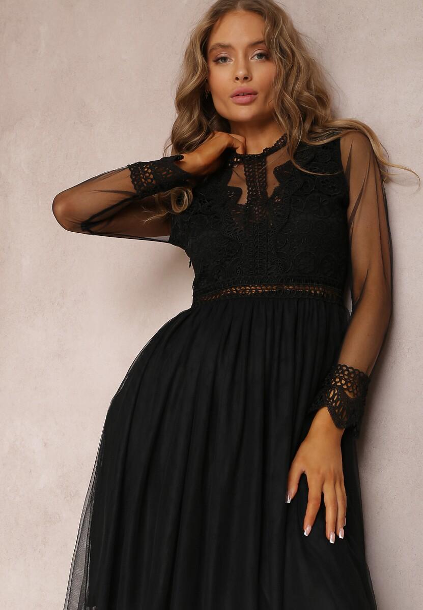 Czarna Sukienka Lylah