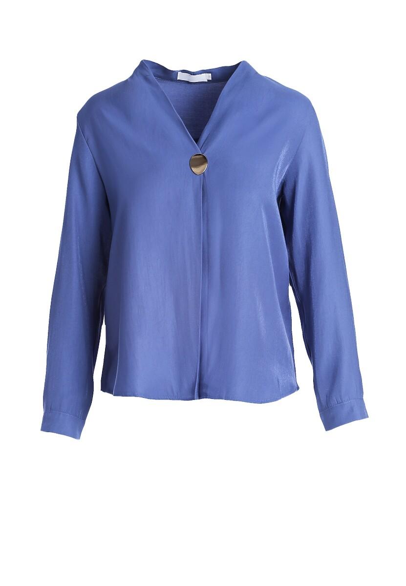 Niebieska Koszula Alena