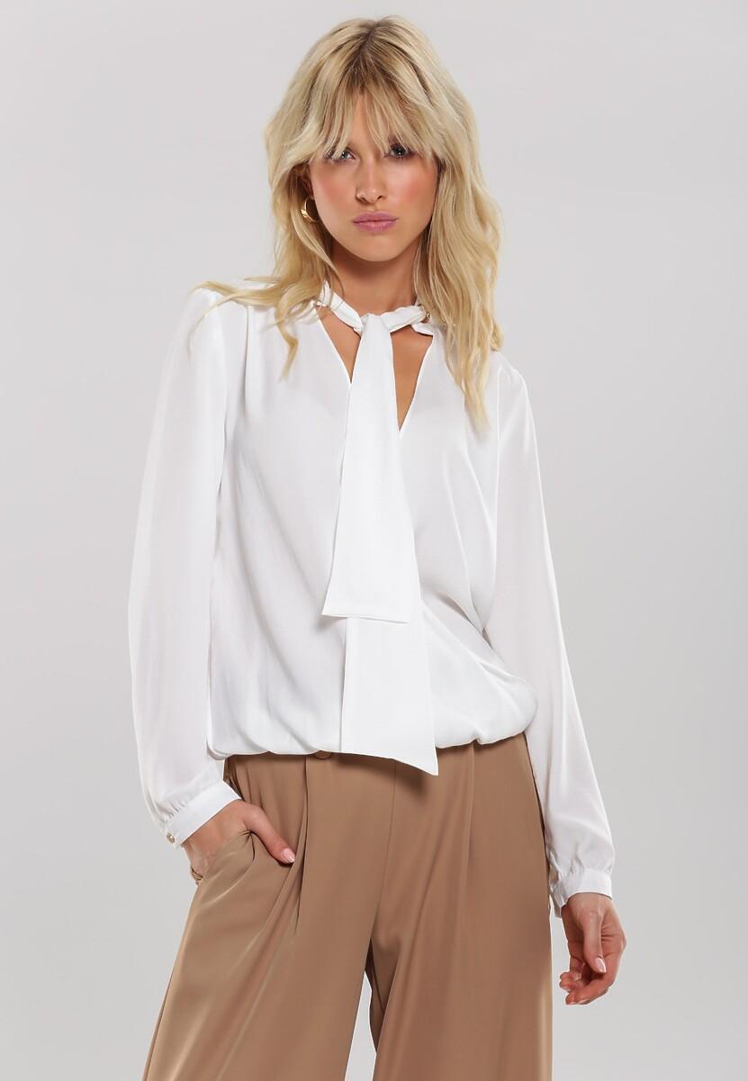 Biała Bluzka Camille