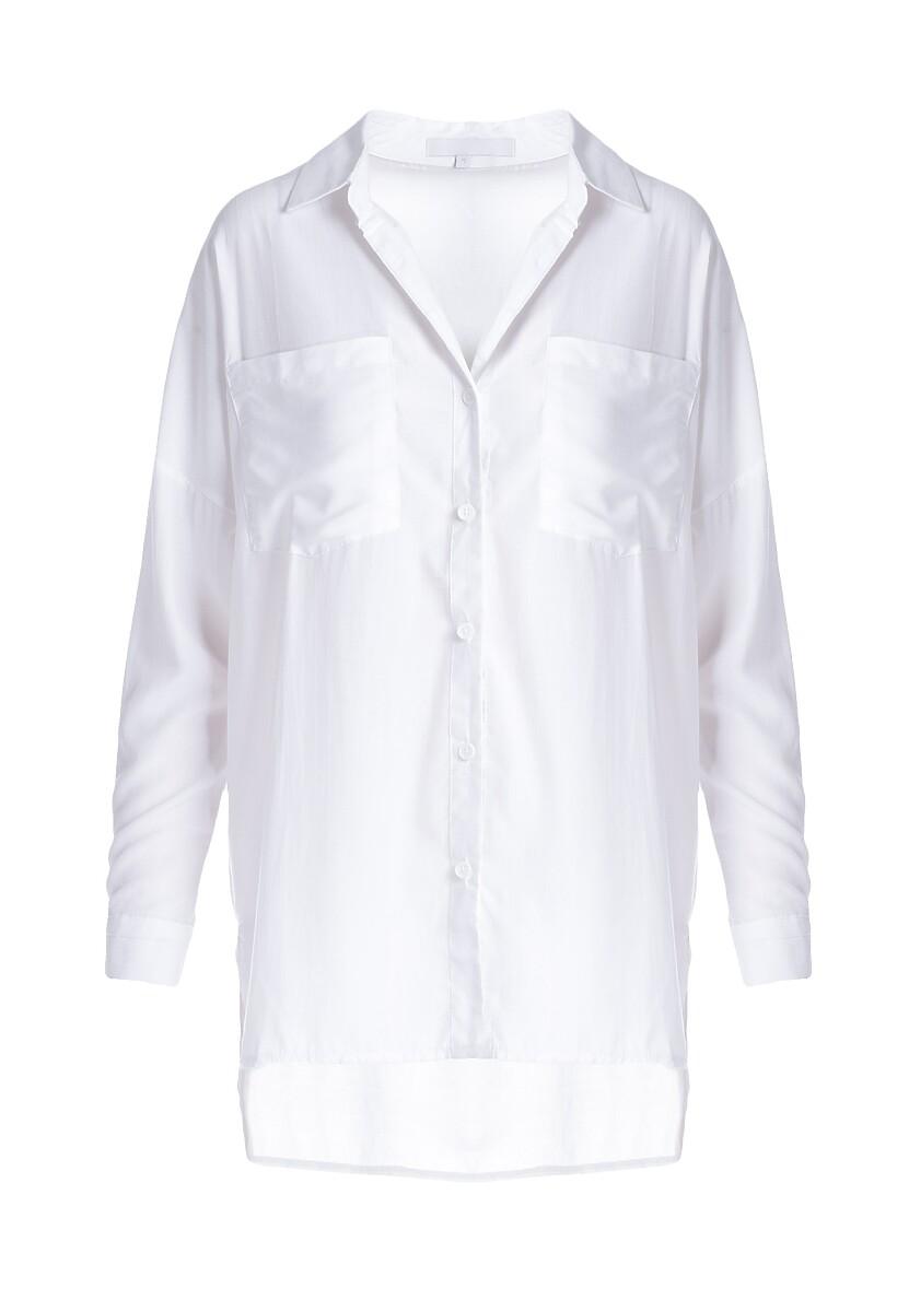 Biała Koszula Echium