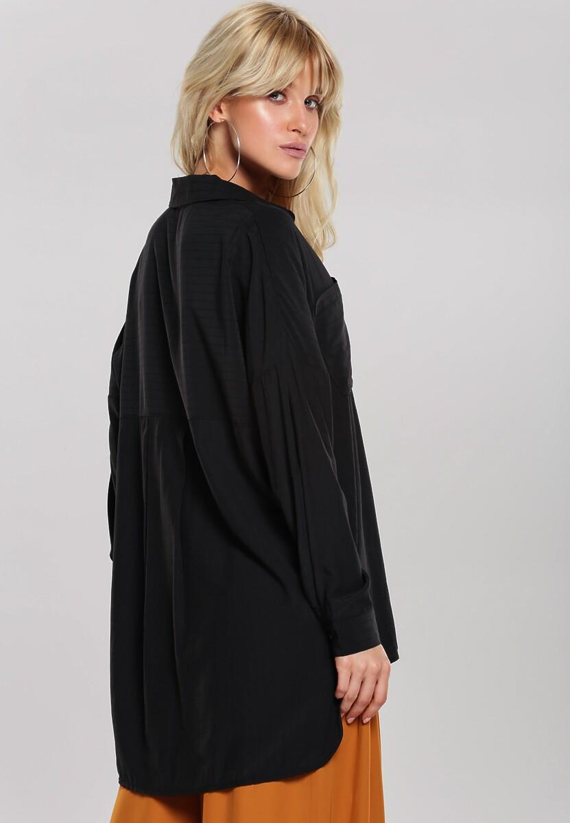 Czarna Koszula Echium