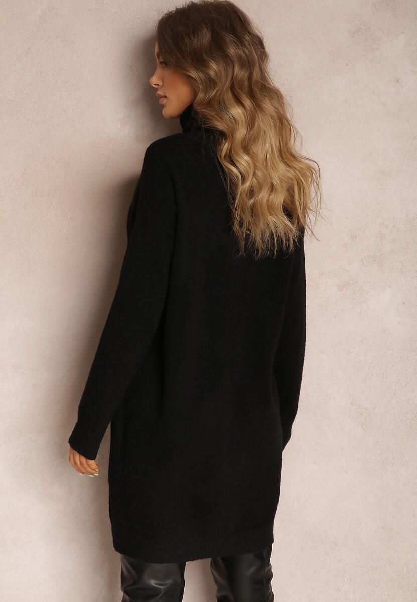 Czarna Sukienka Milana