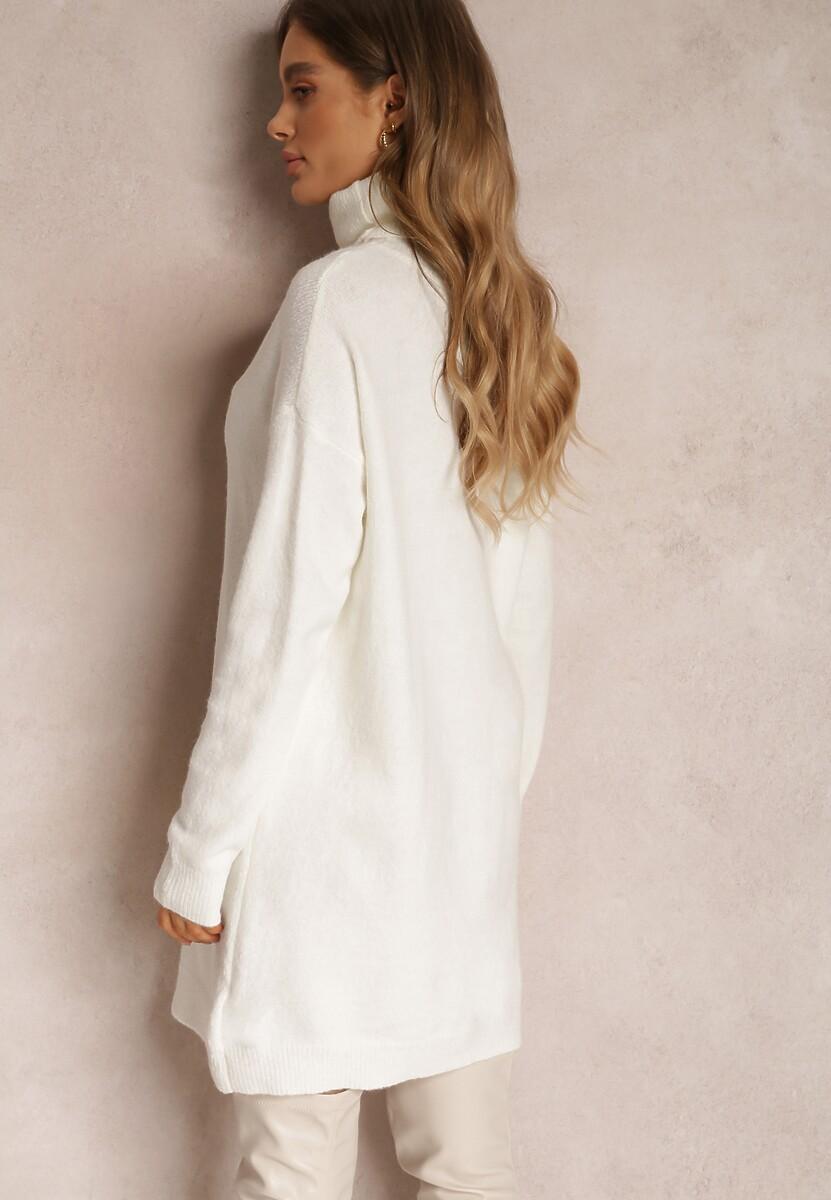 Biała Sukienka Milana