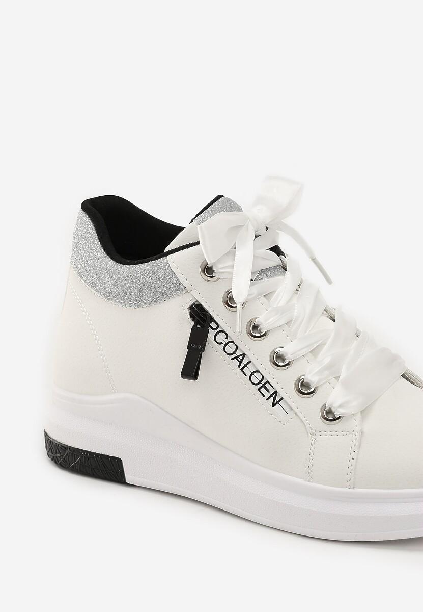 Białe Sneakersy Alina