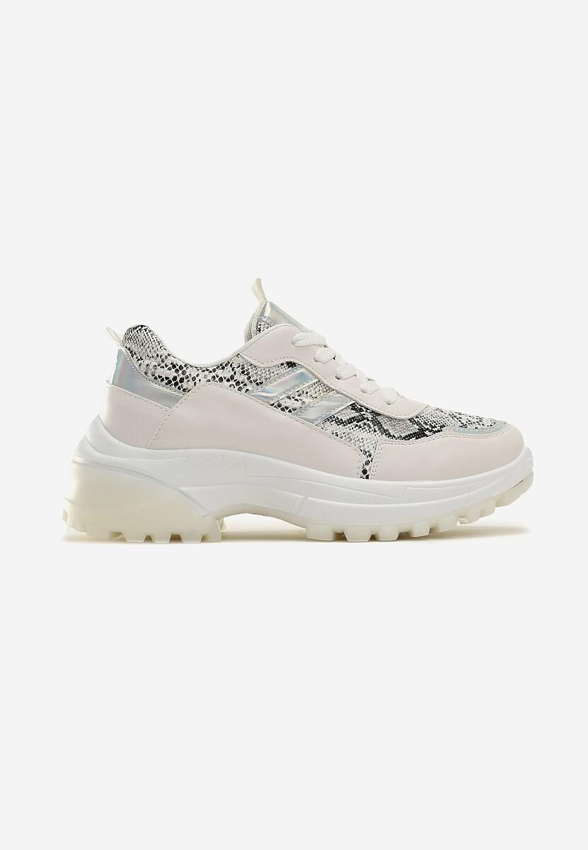 Białe Sneakersy Aliyah