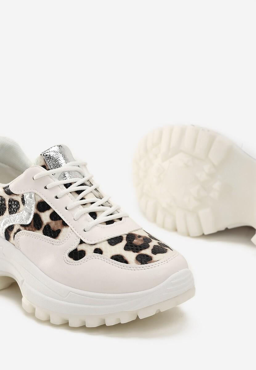 Białe Sneakersy Mayflower