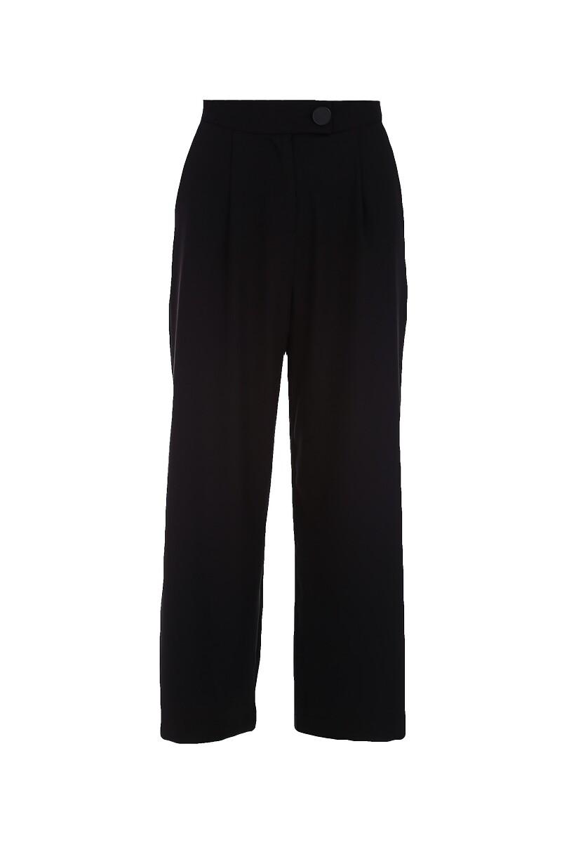 Czarne Spodnie Samara