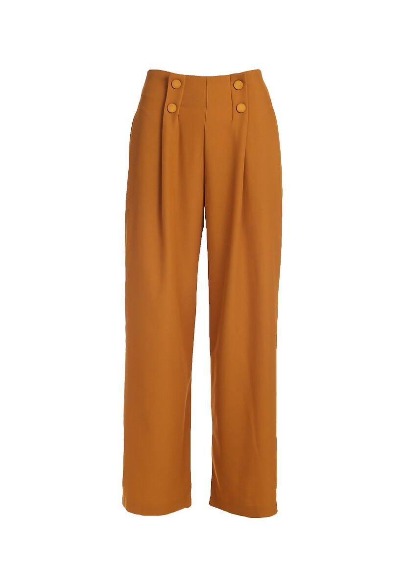 Camelowe Spodnie Euphoris
