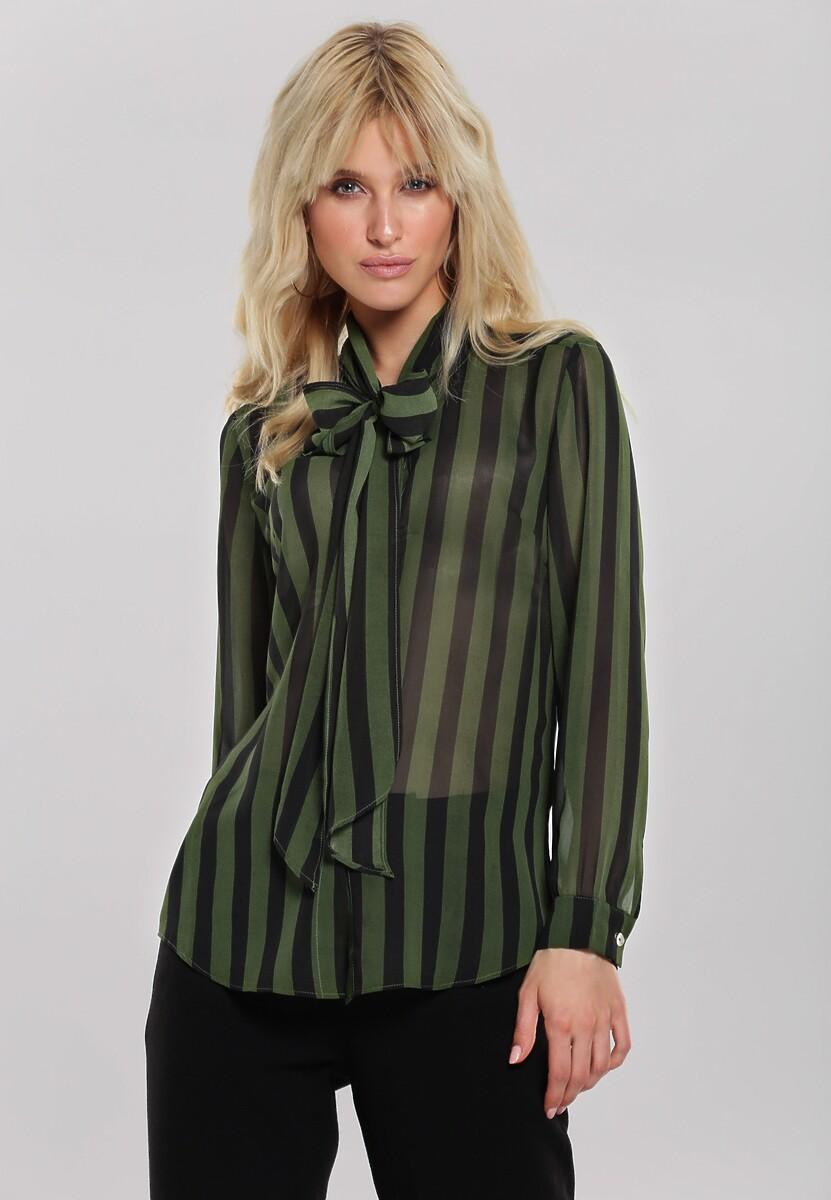 Zielona Koszula Silene