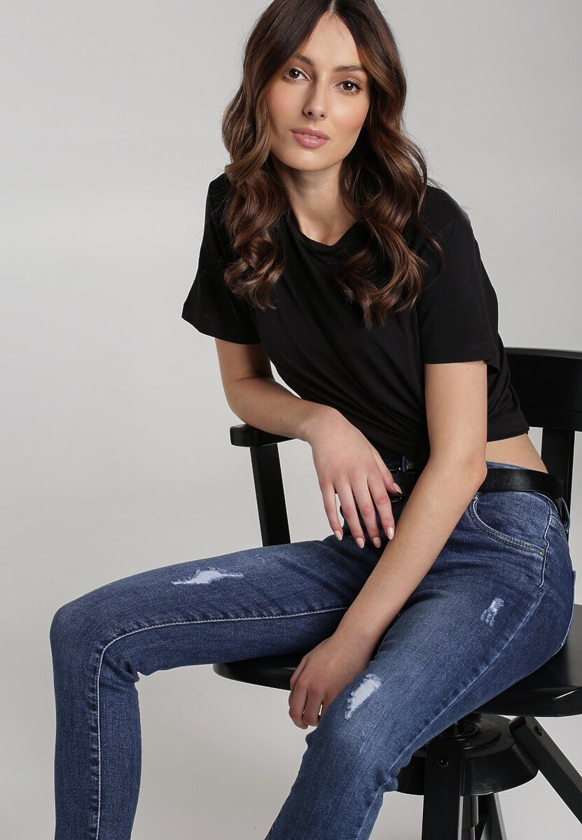 Niebieskie Jeansy Quinn