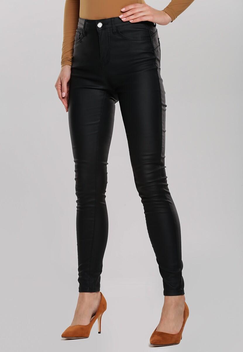 Czarne Spodnie Sadie