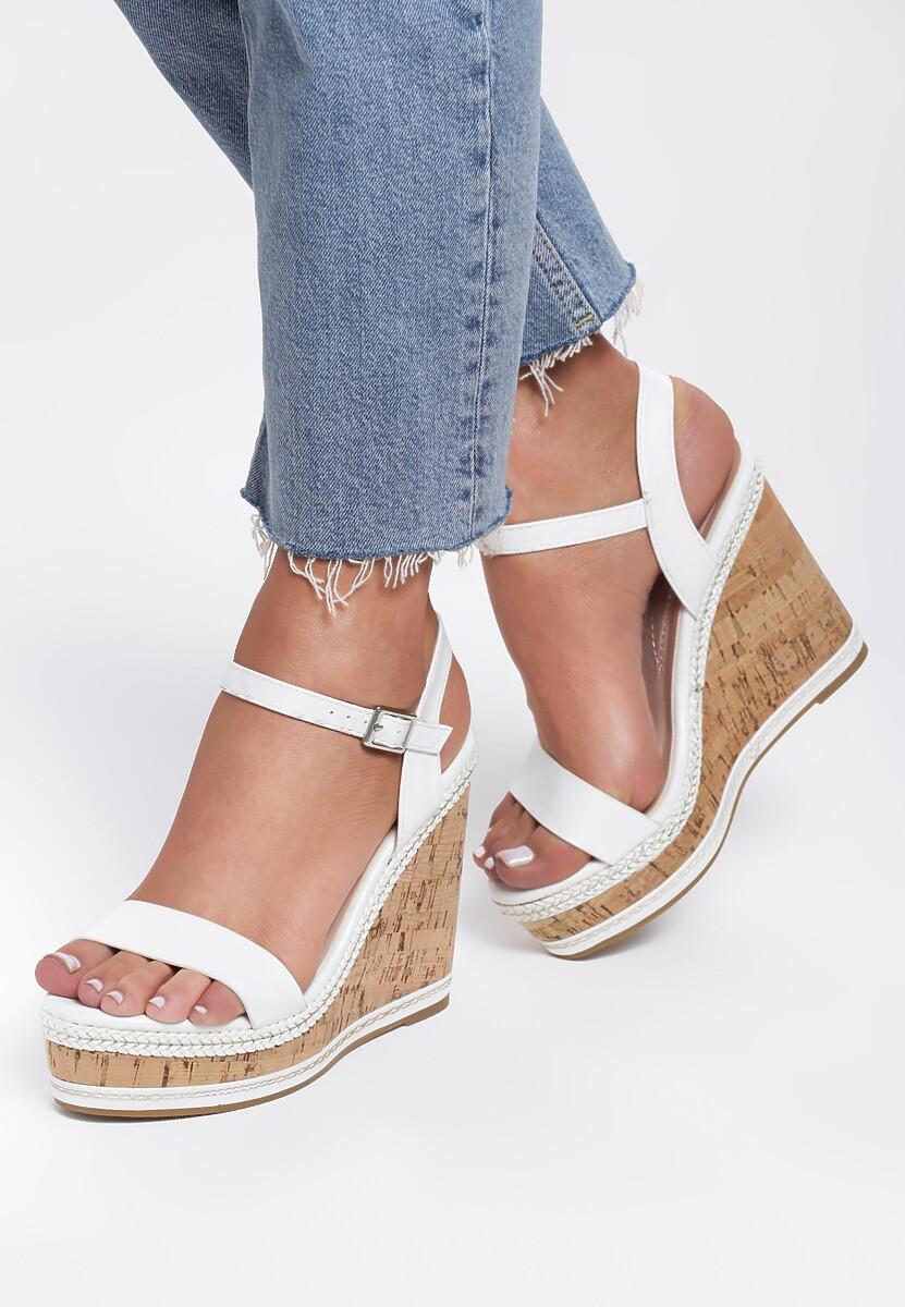 Białe Sandały Kenia