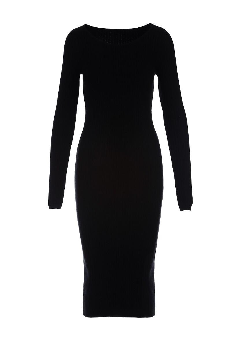 Czarna Sukienka Alexandria