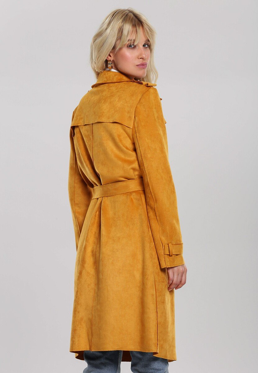 Żółty Płaszcz Rosa